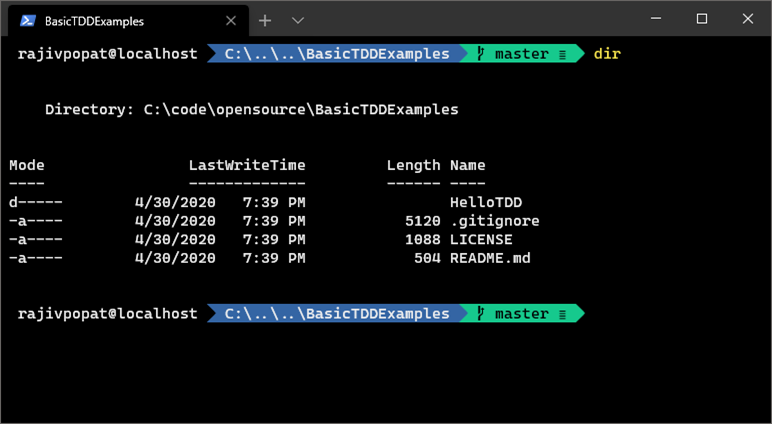 Customizing Prompts With A Customized Terminal.