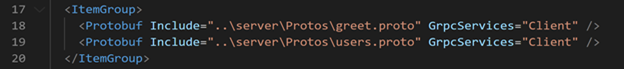 clientsideprojectfile